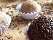 Trufas chocolate, receta fácil