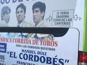 festejos taurinos priego cabra publicitados líneas autobuses urbanos capital cordobesa