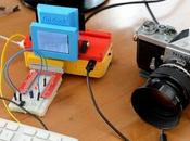 Recupera cámara analógica Raspberry