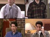 Evolución: Friends, temporada