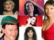 total candidatos pueden votados para Eurovisión