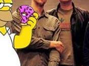 """Coldplay """"Los Simpson"""""""