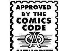 Approved Comics Code Authority
