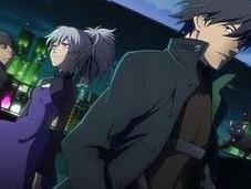 Darker than black, anime engancha