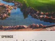 ¿Golf ecológico?