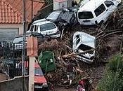 Madeira, devastada inundaciones