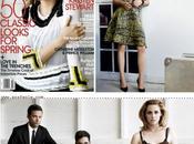 Kristen Stewart's Vogue February 2011