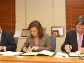 Oficina Patentes firma convenio Navantia para promover Propiedad Industrial