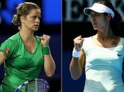 Australian Open: Clijsters definirán entre damas