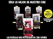 Amigos Españoles: País saca colección DVDs como homenaje mejor cine español últimos tiempos.
