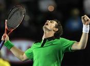 """Australian Open: Murray despidió Ferrer primer """"Grande"""""""