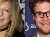 Seth Rogen Barbra Streisand juntos comedia Mother's Curse'