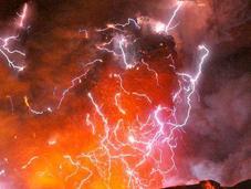 Erupción volcán Shinmoedake