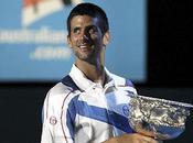 Djokovic vuelve colarse entre Federer Nadal para ganar segundo Abierto Australia