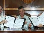 Firman IMSS Universidad Colima convenio colaboración PrevenIMSS