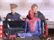 Nueva remesa fotos reinicio 'Spider-Man'
