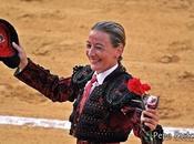 Mari Vega homenajeada Puebla
