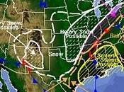 EE.UU. empieza nevada siglo
