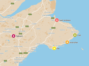 Excursiones desde Edimburgo: Saint Andrews reino Fife