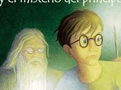 Harry Potter príncipe mestizo Rowling