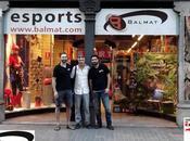 Balmat Esports Muntanya incorpora Breaking Down Limits Xperience para proyectos espíritu aventura....