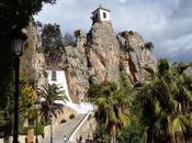 Guadalest, España Donde alzan castillos