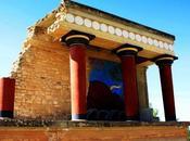 Knossos, Creta laberinto Minotauro