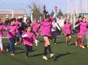 Villa Mitre Bahía Blanca fútbol cosa chicas