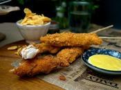 Pollo frito cornflakes, ¡ricos chicken fingers para peques! #Asaltablogs