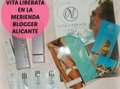 Vita Liberata Merienda Blogger Alicante