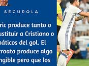 Esto dice, hoy, Santiago Segurola Modric esto decía 2012