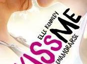 Kiss Prohibido enamorarse Ellen Kennedy