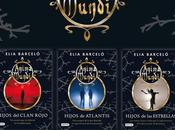 Trilogía Anima Mundi, Elia Barceló