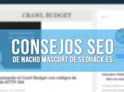 Consejos Nacho Mascort Seohacks.es