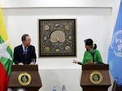 Birmania inicia histórico proceso tras medio siglo enfrentamientos