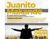 Juanito Makandé agota entradas gira añade fecha