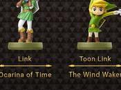 Nuevos amiibo anunciados saga Legend Zelda funcionarán Breath Wild