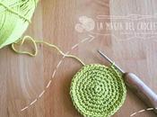 Cómo hacer circulo perfecto Crochet