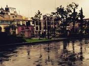 Continuarán lluvias Luis Potosí
