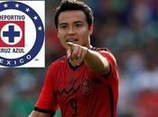 'Cubo' Torres jugador Cruz Azul, llega préstamo opcion compra