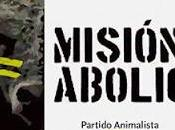 """""""Misión abolición"""" investidura fallida Rajoy."""