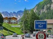 PERIPLO EUROPA 2016.- VII.- Cruzar montañas desde Ischgl hasta Samnaum, Suiza