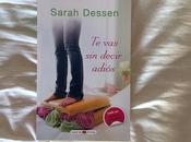 Reseña: decir adiós Sarah Dessen