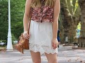 Outfit romántico verano