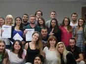 primer curso formación Macedonia programa Erasmus+