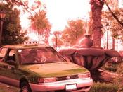 Acusan taxistas asaltar usuario Tequis
