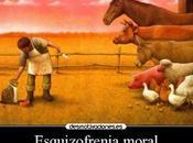 análisis «esquizofrenia moral»