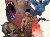 Comic Review ICH: Naturaleza salvaje Luciano Saracino Ariel Olivetti