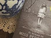 hogar miss Peregrine: Para niños peculiares Ransom Riggs Reseña Libro