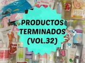 Productos Terminados (Vol.32)